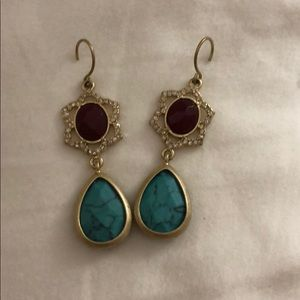 Chloe and Isabel earrings